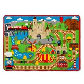 Thomas The Tank Engine Game Rug - Multi-Colored : Target