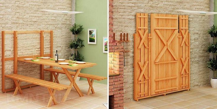 Мебель-трансформер: выбор для малогабаритной квартиры