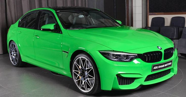 The Valet's Bringing Your BMW M3 Around Now, Mr The Frog #BMW #BMW_Individual