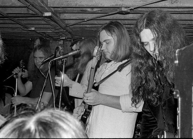 Allen Collins, Ronnie Van Zant. Leon Wilkeson. Ed King. Gary Rossington #LynyrdSkynyrd #southernrock #classicrock | Skynyrd.com