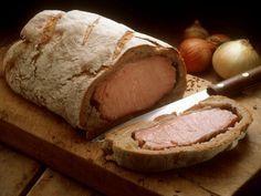 Kassler mit Brotteighülle ist ein Rezept mit frischen Zutaten aus der Kategorie Brotteig. Probieren Sie dieses und weitere Rezepte von EAT SMARTER!