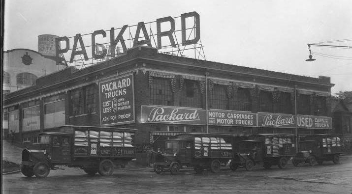 276 Best Images About Old Car Dealerships On Pinterest