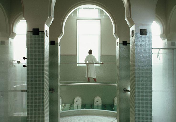 Bains-les-Bains, Spa Resort, Jean de Gastines Architects