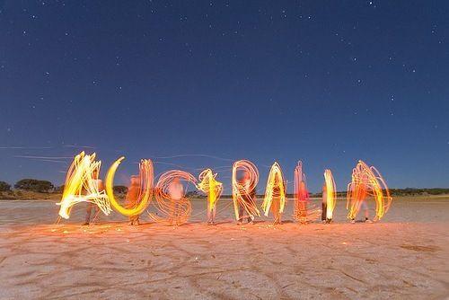 Australia!