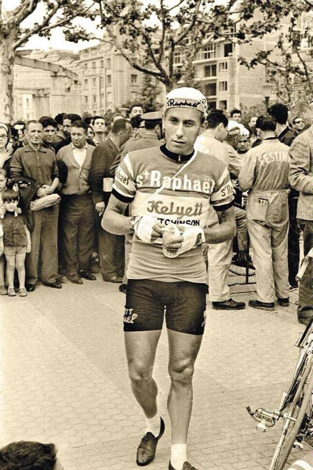Jacques Anquetil #cyclist #procycling #cycling