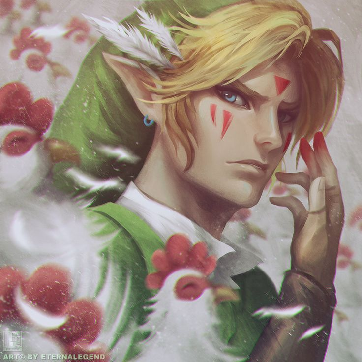 TLOZ: Year of the Rooster by EternaLegend on DeviantArt