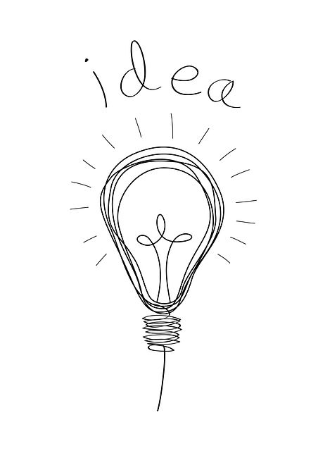 Line Art Light Bulb : Best images about light and lanterns illustrations on