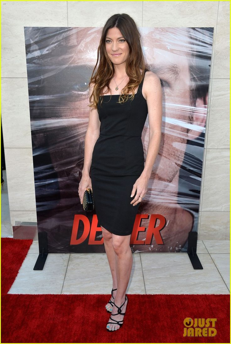 Jennifer Carpenter: 'Dexter' Premiere