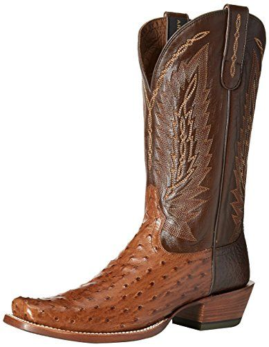 613cd40ab6ee6b Ariat Men s Stock Show Western Cowboy Boot Review