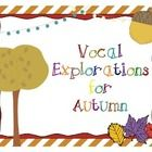 Perfect addition to your Kodaly music classroom.  PDF contains:  13 slides for vocal exploration. Follow the leaf's path as it blows in the wind wi...