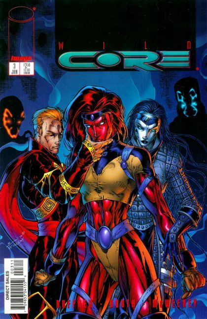 wildcore comics book | ... Connect » Comic Collector Connect » Comic Database » Wildcore » #3