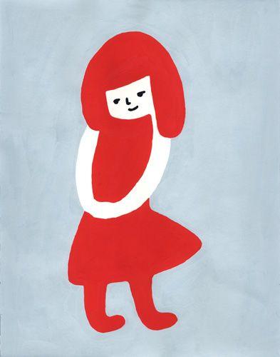 Kanae Sato — illustration