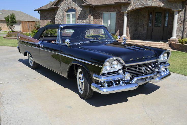 #Dodge #Coronet modello di punta per il marchio americano