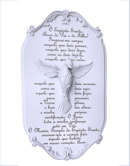 Quadro do Divino Espírito Santo