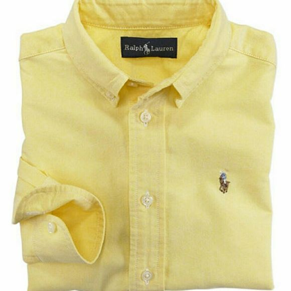 17 best ideas about Yellow Women's Oxford Shirts on Pinterest ...