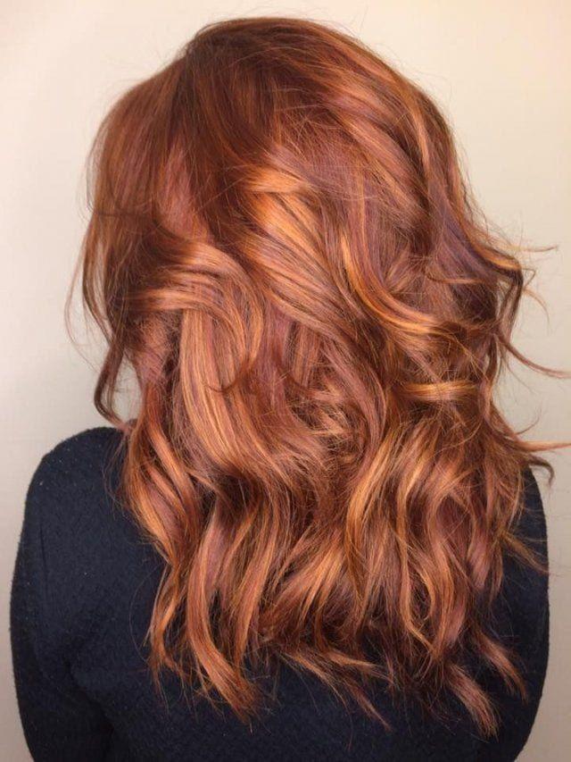Kaffee mit haare färben Wie färben