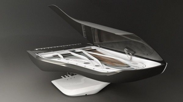 THE PEUGEOT PIANO
