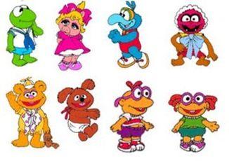 muppet babies | Muppet Babies – Desenhos preferidos (04 de 25)