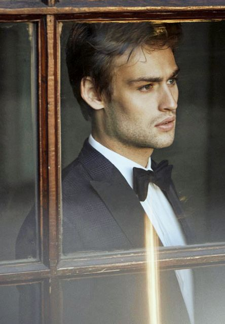 Douglas Booth Italy                                                       …