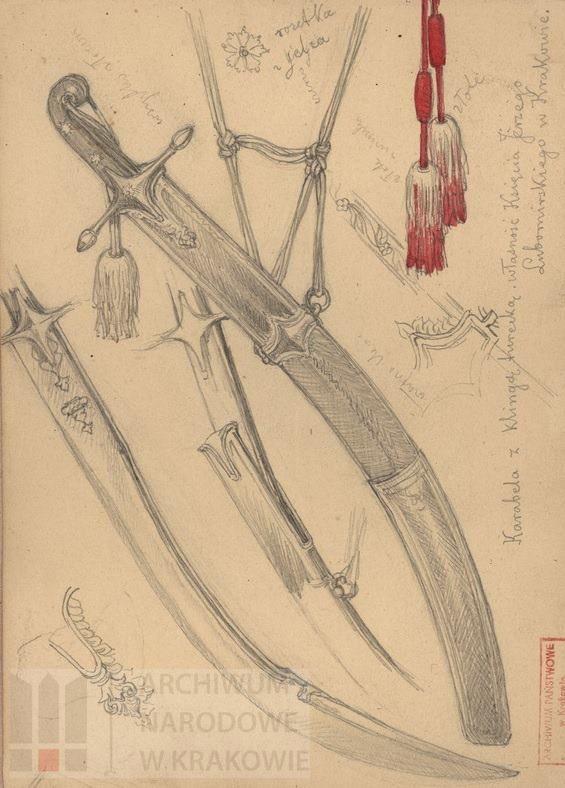 Kilij Art Sword Drawing Indian Sword The Godfather Wallpaper