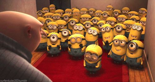 They would have our back. | 15 Reasons We Wish We HadMinions