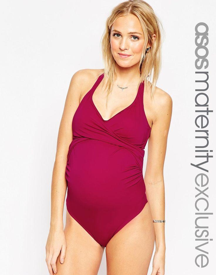 Womens Gigi Maternity Swimsuit Bellybutton Sale Pictures 7tpk0T
