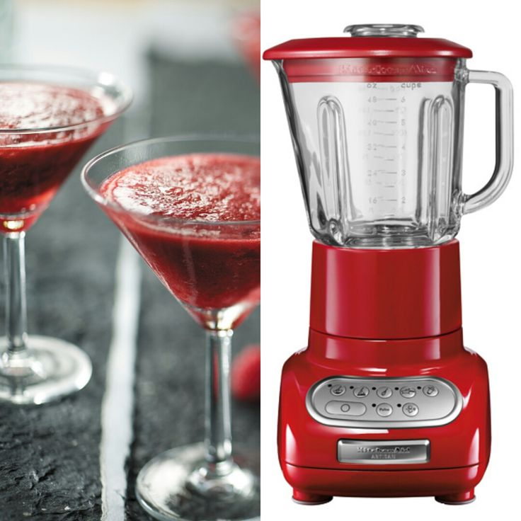 Anything is a breeze for our Artisan Blender! Make a delicious smoothie in moments! Much love KitchenAid Africa xx