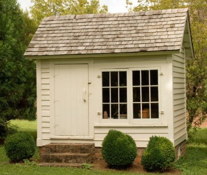 in the garden 25 charming garden sheds - Garden Sheds Madison Wi