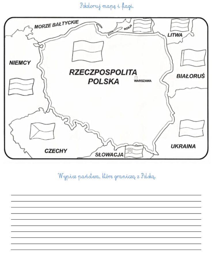Ilustracje, źródło: Internet.    Polska - jest naszą Ojczyzną.     STOLICA:     Pierwszą stolicą Polski było Gniez...