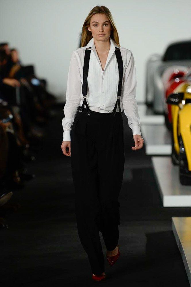 Ralph Lauren Fall 2017 Ready-to-Wear Collection Photos - Vogue