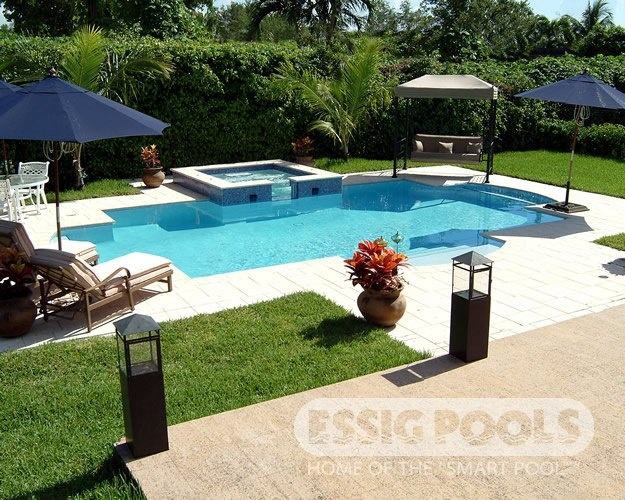 10 Best Paver Decks Ideas Images On Pinterest Swimming Pools Pool Spa And Pools