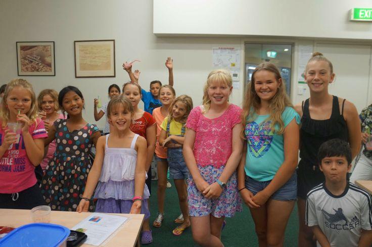 My kids foodie fun, healthy cooking workshop at Kawana Library #Sunshinecoast