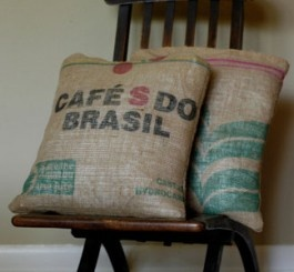 #home decor pillow upcycled gift @Bonnie Michel $27.00