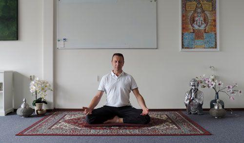 Mijn Raja Yoga leraar