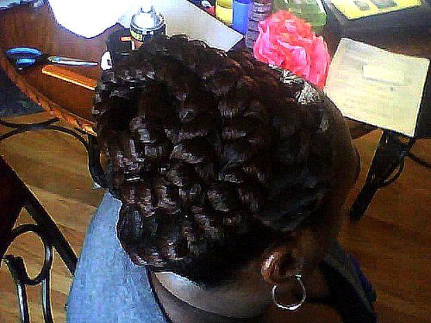 3 Goddess Braids Hairstyles: 58 Best Goddess Braids Images On Pinterest