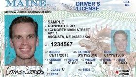 Maine Senate Approves Bill to Comply With Federal Real ID Law