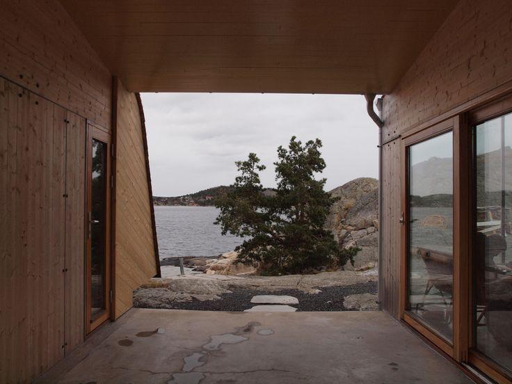 Gallery of Summer house Grøgaard and Slaattelid / Knut Hjeltnes - 5