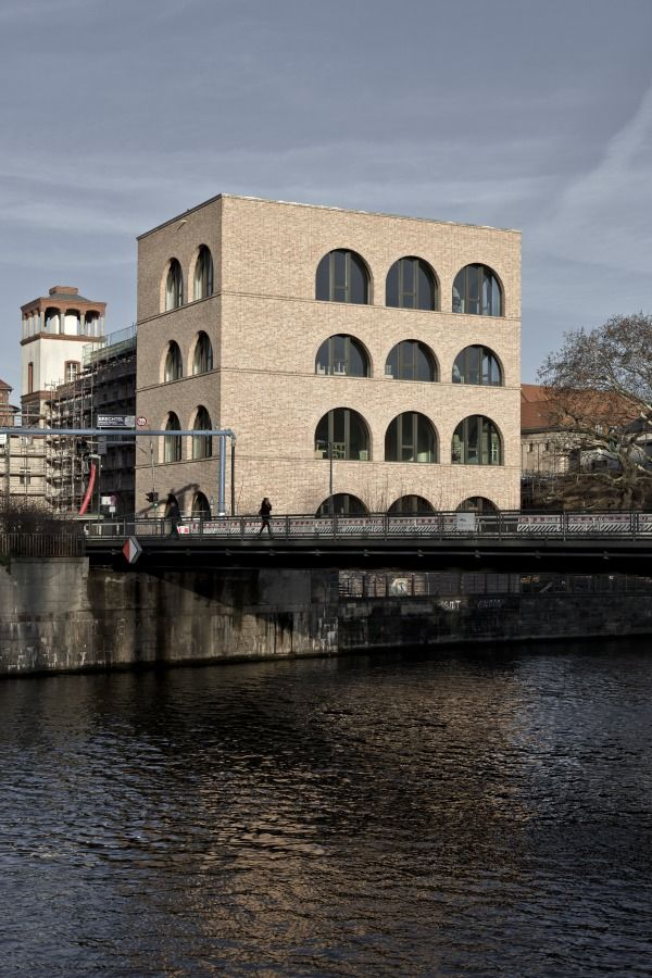 Forum Museumsinsel, David Chipperfield Architects, Berlin, 2010