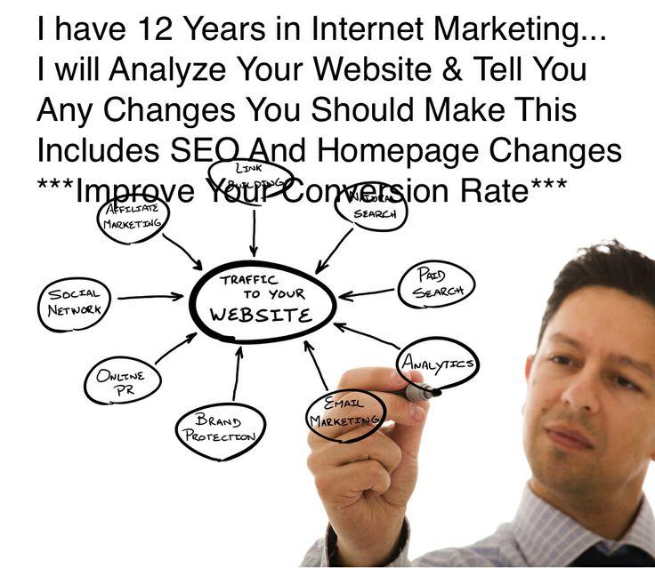 webcreationguys: analyze Your Website, Seo, Colors, Design, etc Convert Higher Sales Guaranteed for $5, on fiverr.com