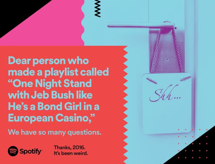 Spotify Used Listener Data to Run a Hilarious Billboard Ad Campaign [PHOTOS] | EDM.com