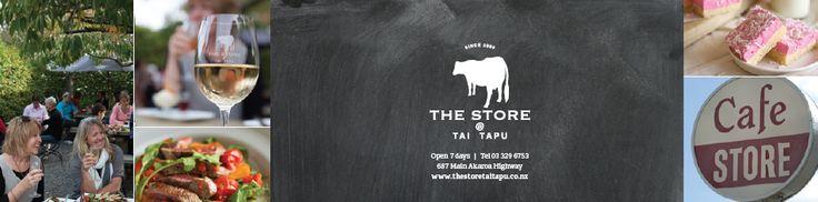 The Store @ Tai Tapu #kiwihospo #theStoreTaiTapu