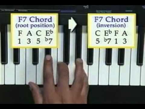 Blues Keyboard Lesson Step 1 part 2 of 4