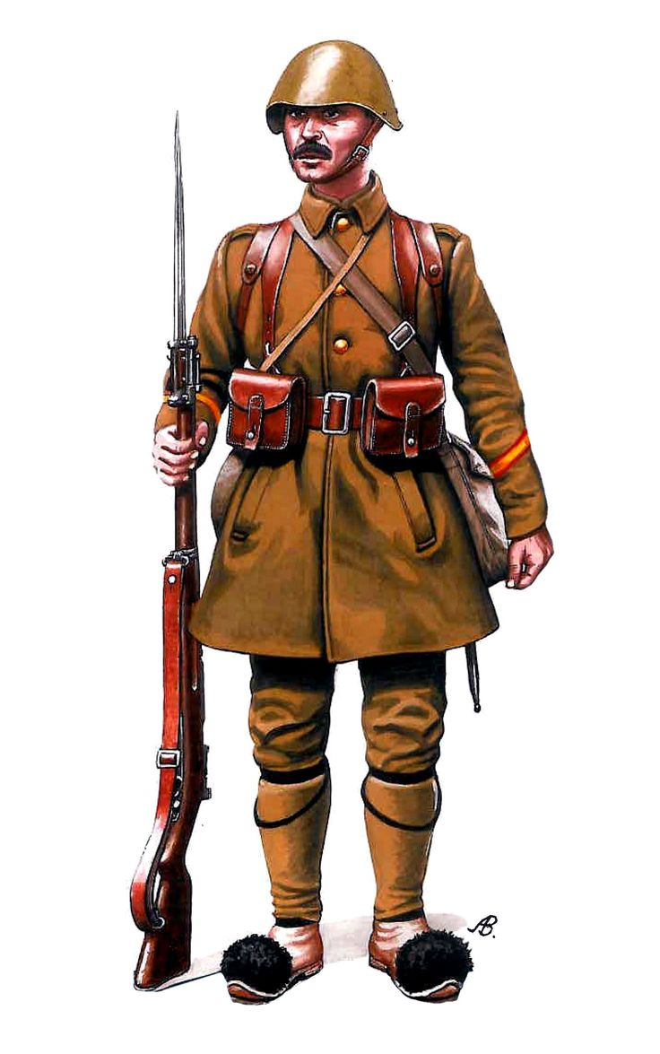 Greek Soldier of the war with Italy