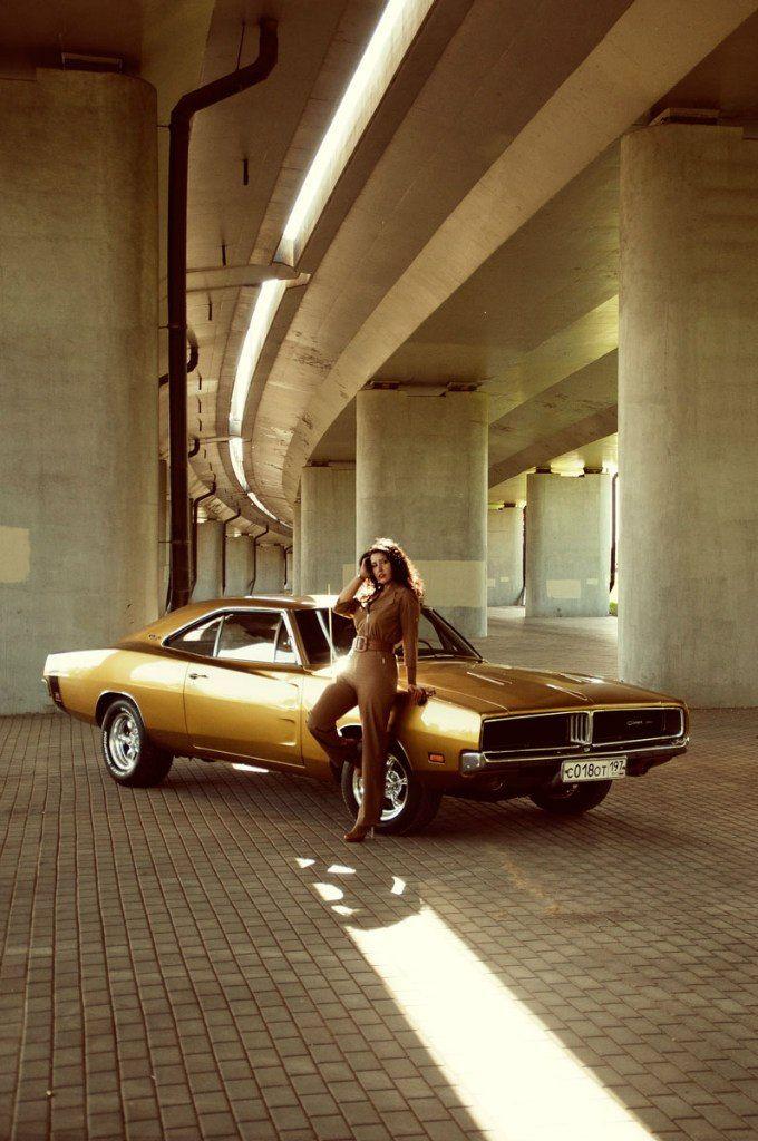 Automobil Fotografie - Frauen und Autos