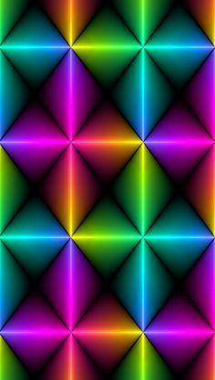 pretty neon backgrounds - Google Search