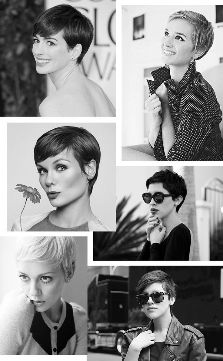 PIXIE CUT CRAZE - Fashion Hoax | creatorsofdesire.com