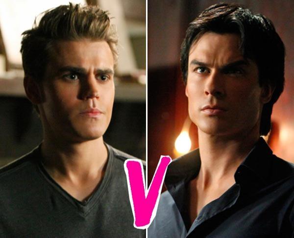 Stefan vs. Damon = Damon!!! | I love...Random Stuff ...
