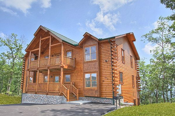 64 Best Large Cabins In The Smokies Images On Pinterest
