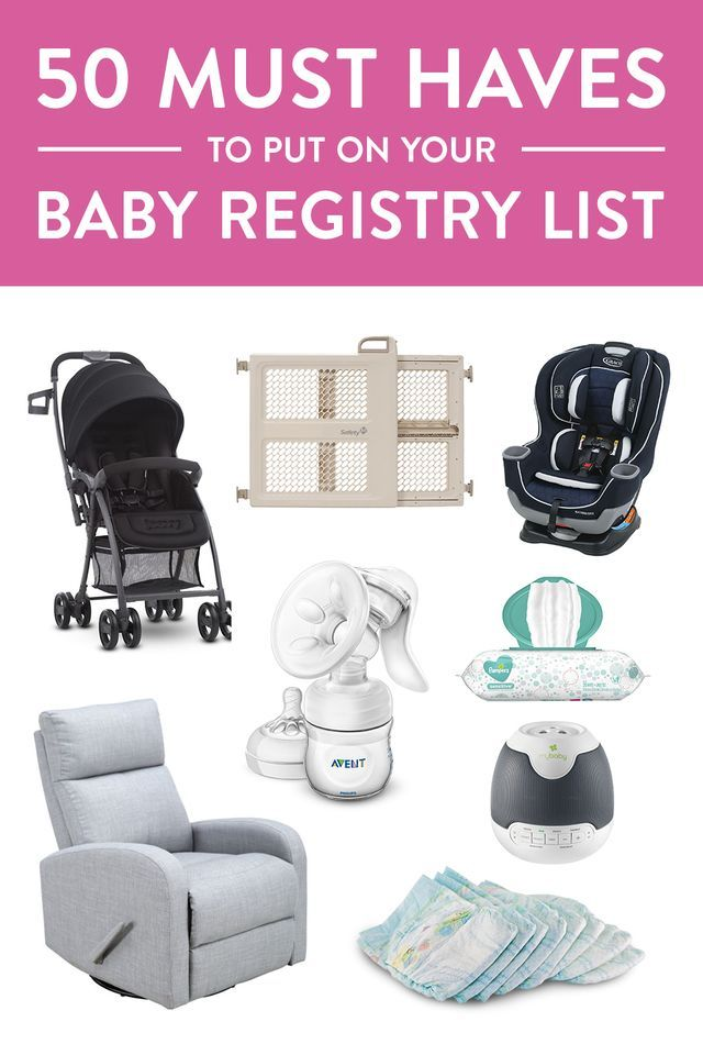 Baby Registry Checklist Walmart Buying Guide Walmart Canada In 2020 Newborn Baby Girl Gifts Best Baby Registry Baby Registry Checklist