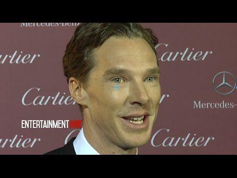 "sue-78: "" Benedict Cumberbatch Interview 26th Annual Palm Springs  International Film Festival Awards"